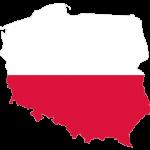 پرچم لهستان- نقشه لهستان -Poland-flag