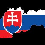 پرچم اسلواکی- نقشه اسلواکی -Slovakia-flag