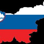 پرچم اسلوونی- نقشه اسلوونی - Slovenia-flag