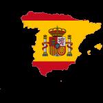 پرچم اسپانیا- نقشه اسپانیا - Spain-flag