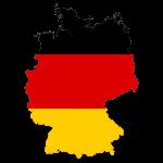 پرچم آلمان- نقشه آلمان -germany-flag